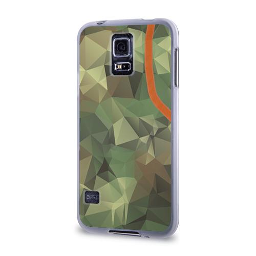 Чехол для Samsung Galaxy S5 силиконовый  Фото 03, АКСУ 1