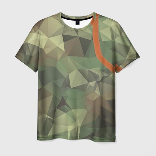 Мужская футболка 3D  Фото 03, АКСУ 1