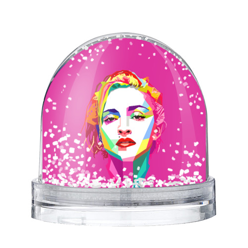 Водяной шар со снегом Мадонна