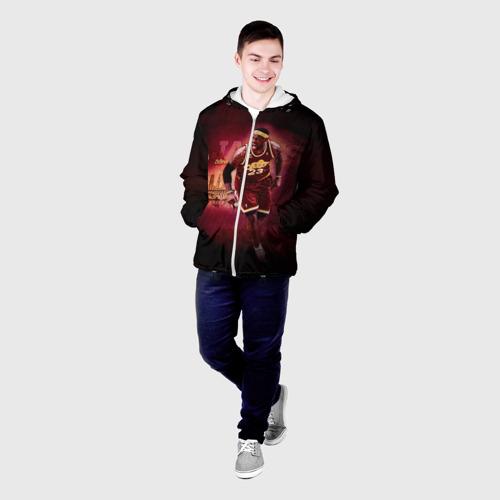 Мужская куртка 3D  Фото 03, Спорт