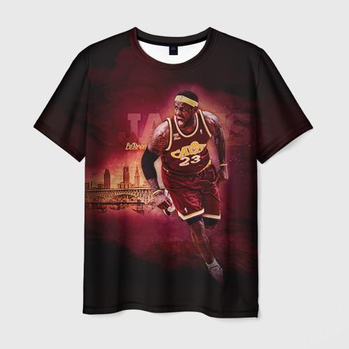 Мужская футболка 3D Спорт