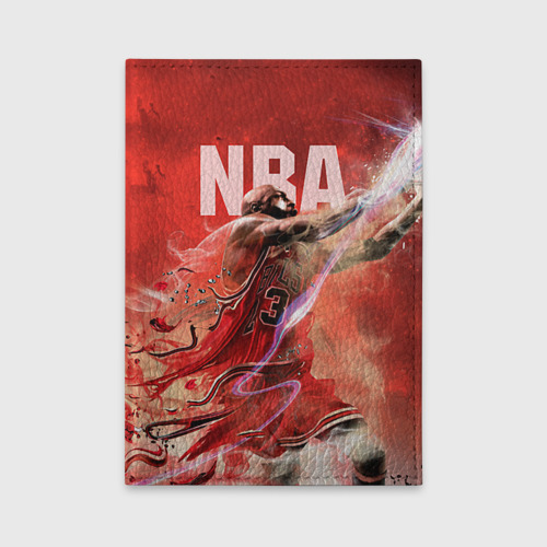 Обложка для автодокументов Спорт NBA