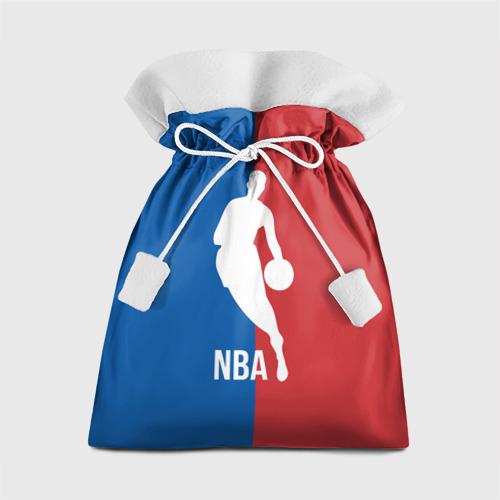 Подарочный 3D мешок Эмблема NBA