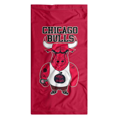 Бандана-труба 3D  Фото 07, Chicago bulls