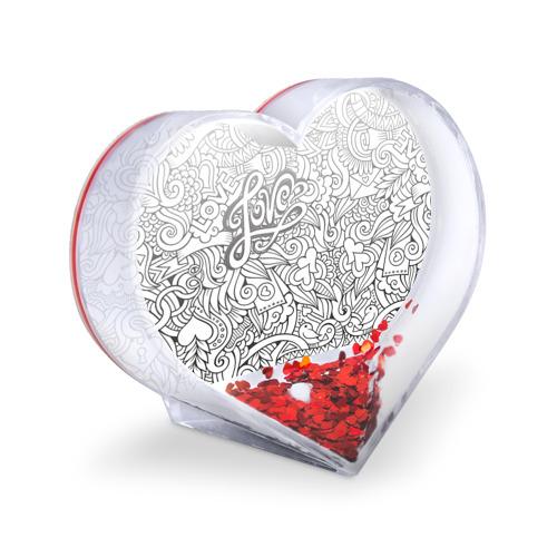 Сувенир Сердце  Фото 03, Love графика