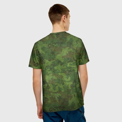 Мужская футболка 3D Лучший в мире папа Фото 01