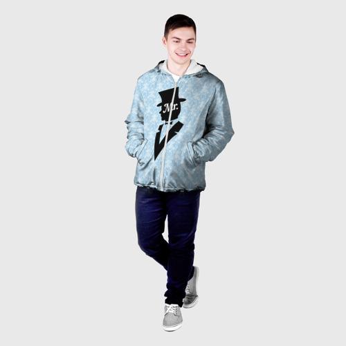 Мужская куртка 3D  Фото 03, Mister 1