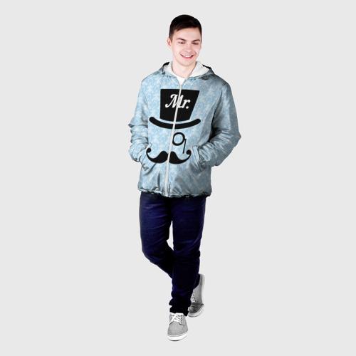 Мужская куртка 3D  Фото 03, Mister 2