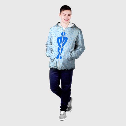 Мужская куртка 3D  Фото 03, Желание мужчины