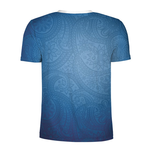 Мужская футболка 3D спортивная  Фото 02, Я с ней