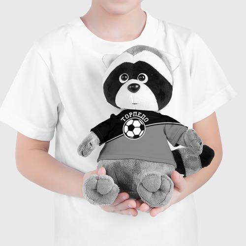 Игрушка Енотик в футболке 3D Торпедо Фото 01