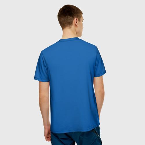 Мужская футболка 3D  Фото 02, Динамо