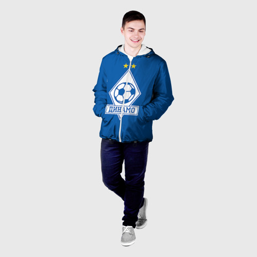 Мужская куртка 3D  Фото 03, Динамо