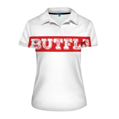 Женская рубашка поло 3D Красивый