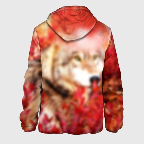 Мужская куртка 3D  Фото 02, Волк 1