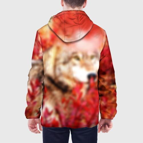Мужская куртка 3D  Фото 05, Волк 1