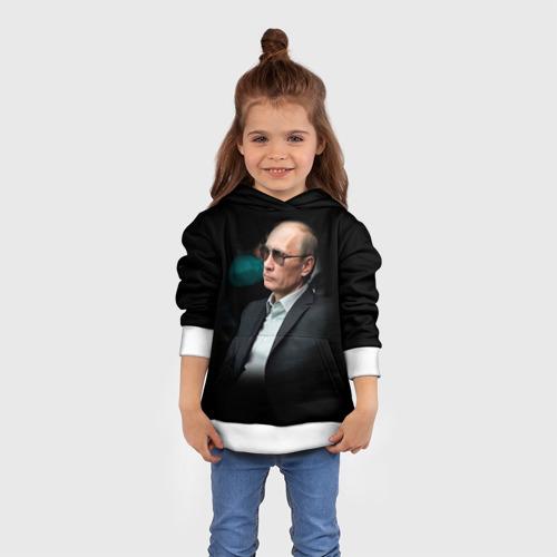 Детская толстовка 3D Путин