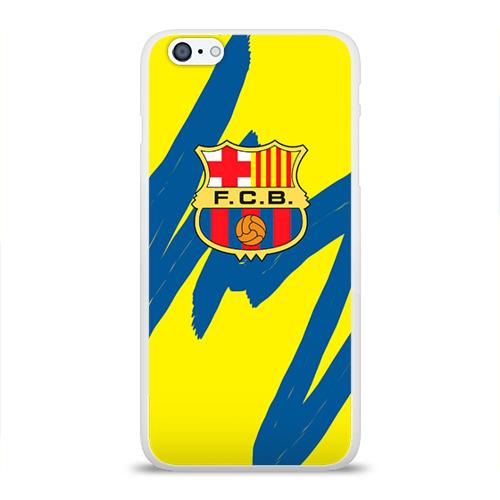Чехол для Apple iPhone 6Plus/6SPlus силиконовый глянцевый Барселона Фото 01