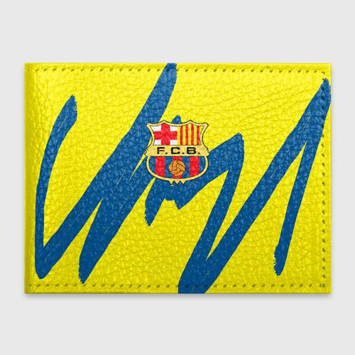Обложка для студенческого билета Барселона Фото 01