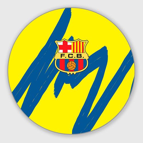 Коврик для мышки круглый Барселона Фото 01