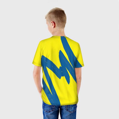 Детская футболка 3D Барселона Фото 01