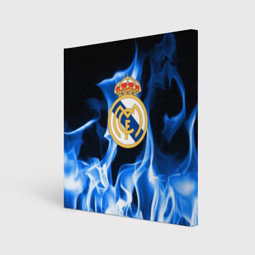 Холст квадратный  Фото 01, Real Madrid