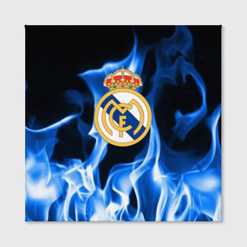 Холст квадратный  Фото 02, Real Madrid