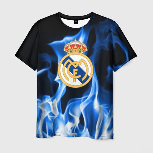 Мужская футболка 3D Real Madrid от Всемайки