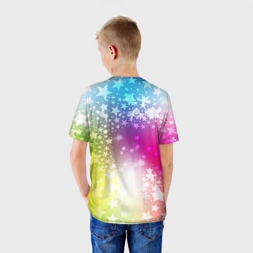 Детская футболка 3D  Фото 02, Месть дредноута