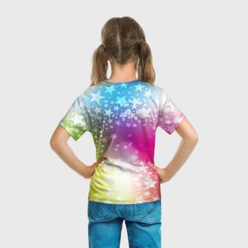 Детская футболка 3D  Фото 04, Месть дредноута