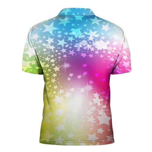 Мужская рубашка поло 3D  Фото 02, Месть дредноута