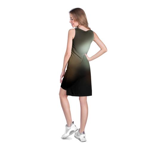 Платье-майка 3D  Фото 04, Титан