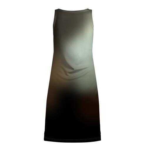 Платье-майка 3D  Фото 02, Титан