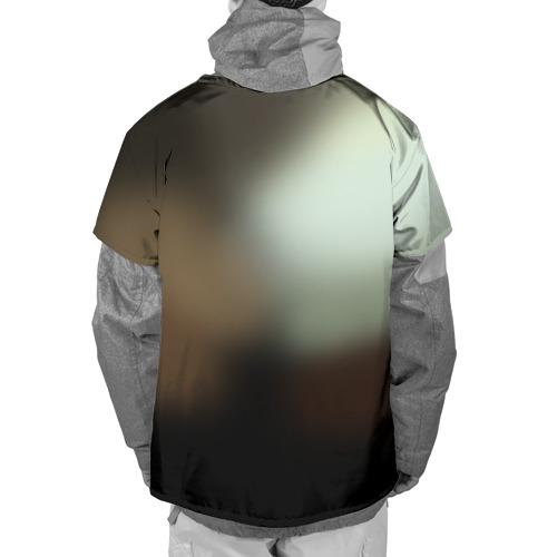 Накидка на куртку 3D  Фото 02, Титан