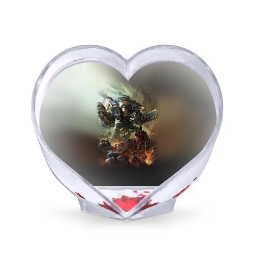 Сувенир Сердце Титан от Всемайки
