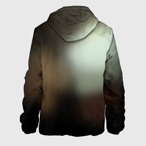 Мужская куртка 3D  Фото 02, Титан