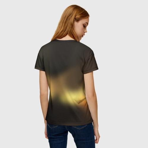 Женская футболка 3D Adepta Sororitas Фото 01