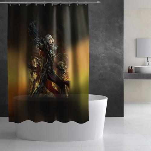 Штора 3D для ванной Adepta Sororitas Фото 01