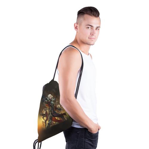 Рюкзак-мешок 3D Adepta Sororitas Фото 01