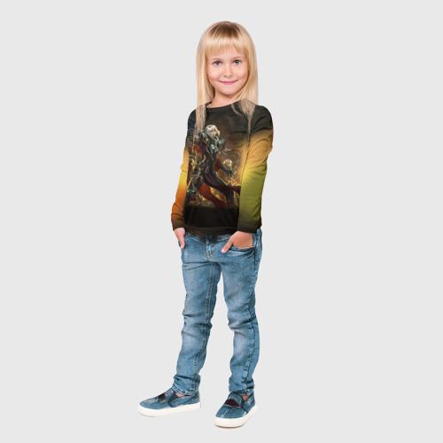 Детский лонгслив 3D Adepta Sororitas Фото 01