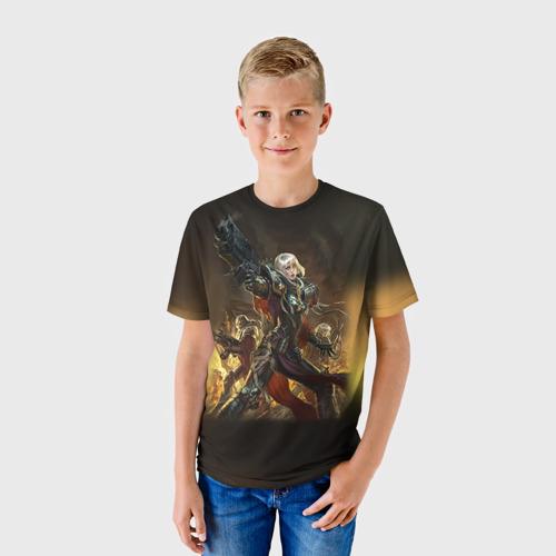 Детская футболка 3D Adepta Sororitas Фото 01