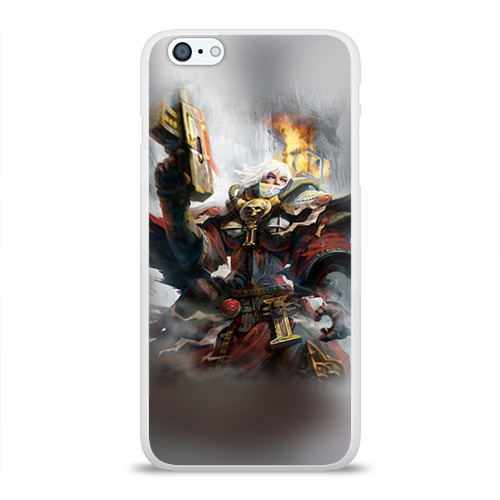 Чехол для Apple iPhone 6Plus/6SPlus силиконовый глянцевый  Фото 01, Сестры битвы