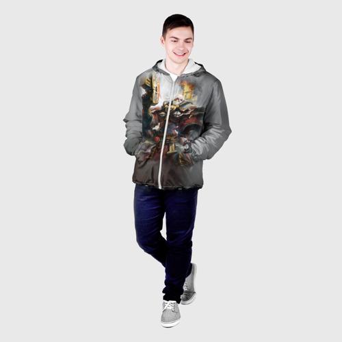 Мужская куртка 3D  Фото 03, Сестры битвы