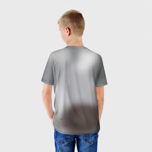 Детская футболка 3D Сестры битвы Фото 01