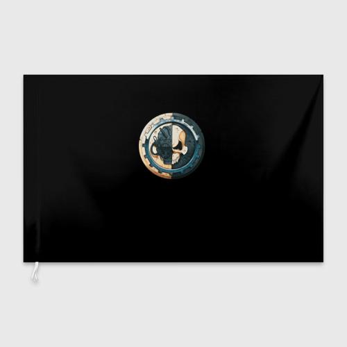 Флаг 3D Adeptus Mechanicus Фото 01
