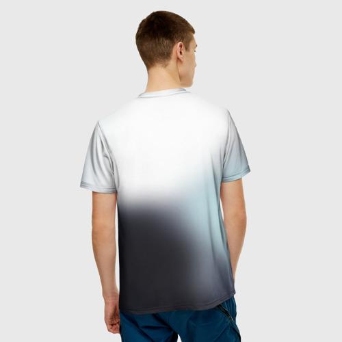 Мужская футболка 3D  Фото 02, Терминатор