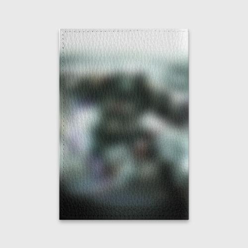 Обложка для паспорта матовая кожа  Фото 02, Терминатор