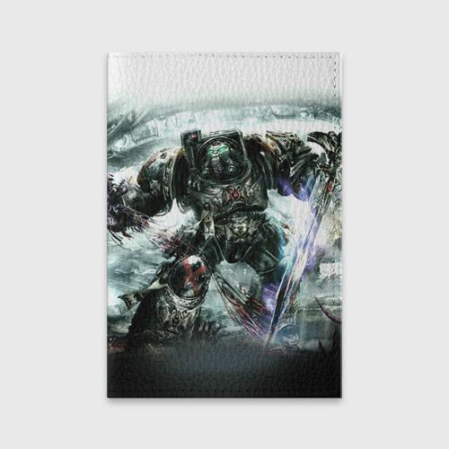 Обложка для паспорта матовая кожа  Фото 01, Терминатор