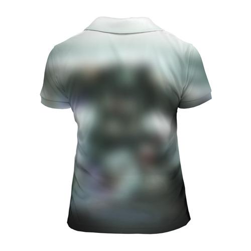 Женская рубашка поло 3D Терминатор Фото 01
