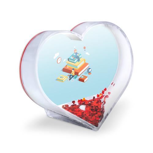 Сувенир Сердце  Фото 03, День студента